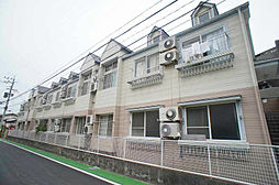 福岡県福岡市東区和白丘2丁目の賃貸アパートの外観
