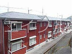 高知県高知市朝倉己の賃貸マンションの外観