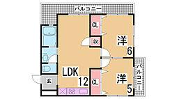 舞子駅 4.5万円