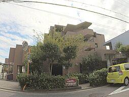 兵庫県宝塚市清荒神1丁目の賃貸マンションの外観