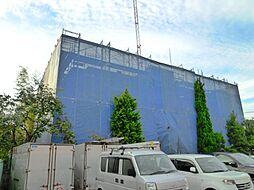 (仮称)市川リーフクリスタルマンション[1F-B号室]の外観