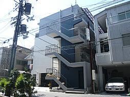 山崎第1マンション[3階]の外観