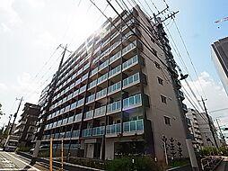 グランフォース北綾瀬[8階]の外観