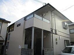 大阪府寝屋川市成美町の賃貸アパートの外観