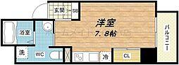 K's Court東本町[3階]の間取り