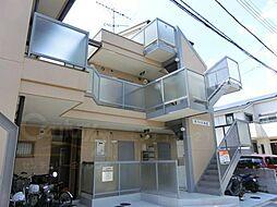 ラフィーヌ永田[3階]の外観