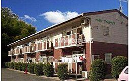 岡山県倉敷市玉島上成丁目なしの賃貸アパートの外観