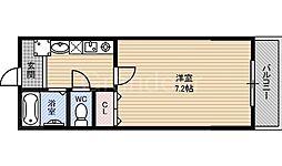 デンクマール50[3階]の間取り