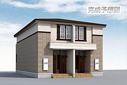 愛知県海部郡大治町大字西條字諏訪の賃貸アパートの外観