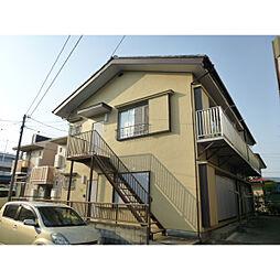 内田アパート[101号室]の外観