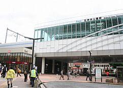 石神井公園駅(1319m)