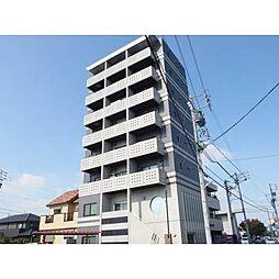 愛知県岡崎市羽根町字東荒子の賃貸アパートの外観