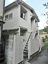 コーポ浄土寺[2階]の外観