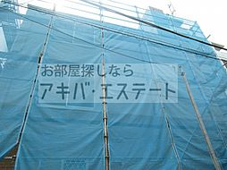 ミライオ板橋(ミライオイタバシ)[202号室]の外観