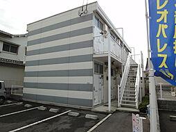 兵庫県明石市朝霧町3丁目の賃貸アパートの外観