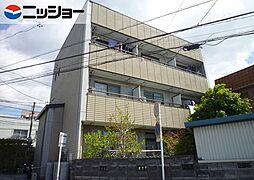 パステル21[2階]の外観