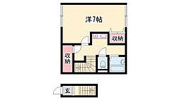 平松駅 3.9万円