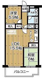 帝塚山グリーンハイツB棟