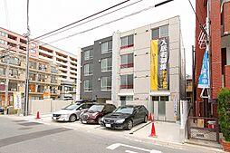 福岡県福岡市西区姪浜駅南4丁目の賃貸マンションの外観
