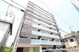 アルティザ東島田[8階]の外観