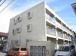 ニチエイマンション柳崎[3階]の外観