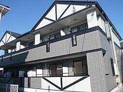 千葉県流山市向小金3丁目の賃貸マンションの外観