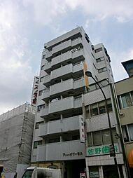 プティーボワービル[3階]の外観