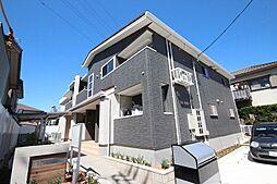 愛知県名古屋市中川区吉津2丁目の賃貸アパートの外観