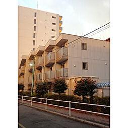 東京都足立区西新井栄町2丁目の賃貸アパートの外観
