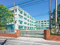 江戸川区立小岩第一中学校 距離870m