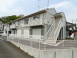 クリスタルハ—モニ—[1階]の外観