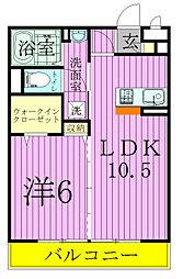 D-Room汐止[3階]の間取り