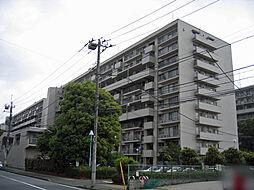 大倉山ハイム8号棟[01004号室]の外観