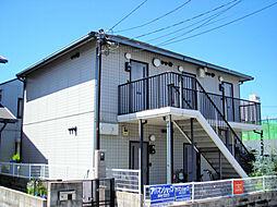 太田ハイツ 北棟[201号室]の外観