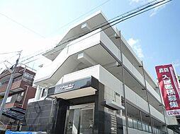 兵庫県尼崎市水堂町1丁目の賃貸マンションの外観