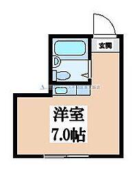 小阪CTハウス[3階]の間取り
