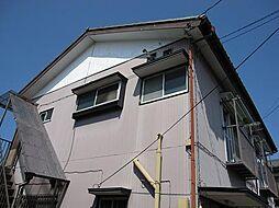 埼玉県川越市宮下町1丁目の賃貸アパートの外観