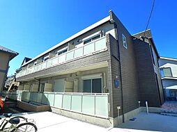 千葉県習志野市鷺沼2丁目の賃貸アパートの外観