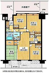 センチュリー成田 7階部分