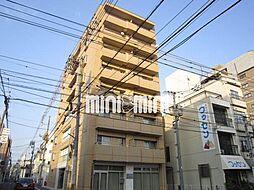 ピュア京橋[1階]の外観