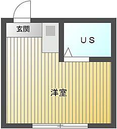 新中野駅 3.8万円