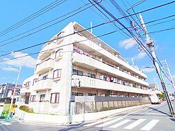 東京都練馬区南大泉1丁目の賃貸マンションの外観