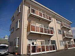 ドミール飯坂[3階]の外観
