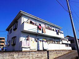 クレストヒル南陵[1階]の外観