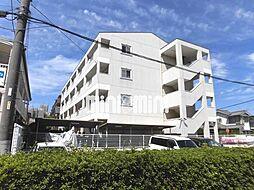 レジデンス鶴里[3階]の外観