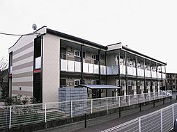 三ッ沢アーバニティ[1階]の外観