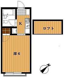 東船橋駅 2.5万円