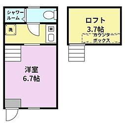筑後草野駅 2.9万円