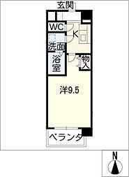 S−Style 2[5階]の間取り