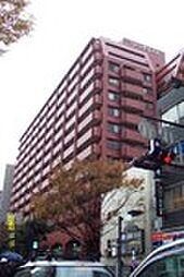 シャンボール大名D棟[4階]の外観